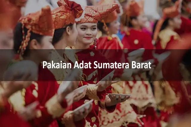 Pakaian Adat Sumatera Barat