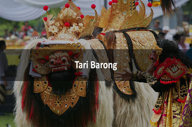 Tari Barong