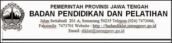 Contoh Kop Surat Lembaga Pemerintahan