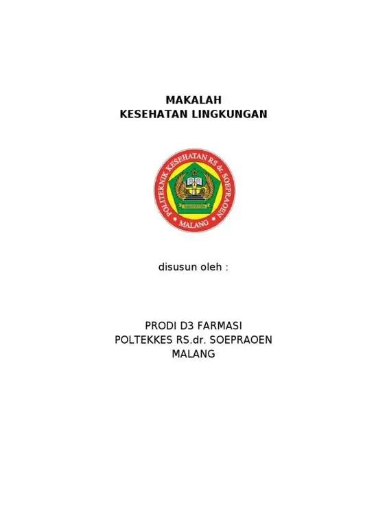 POLTEKKES RS Dr. Soepraoen Malang