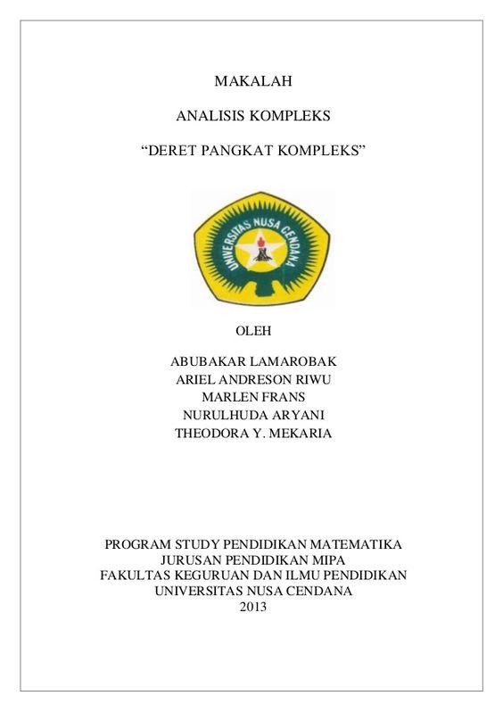 Universitas Nusa Cendana
