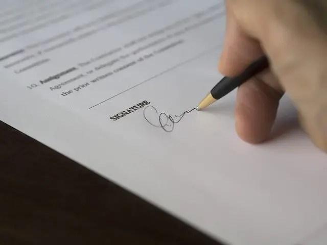 Fungsi Surat Perjanjian Jual Beli Mobil