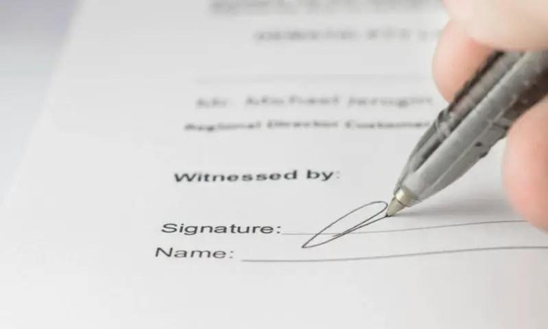Pengertian Surat Perjanjian Kerjasama