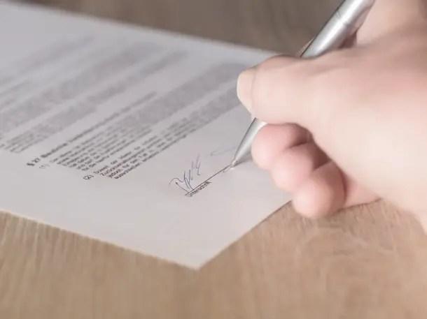 Tips Menulis Surat Perjanjian Kesepakatan