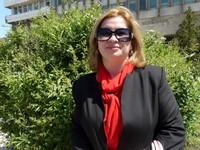 Рамалданова Рагнета Самедовна. Редактора отдела писем и соц.быта. Работает в газете с 2000 г.
