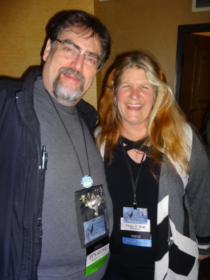 Lawrence M. Schoen & Brenda Cooper—Norwescon (Seattle, Washington)