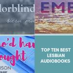 top 10 best lesbian audiobooks