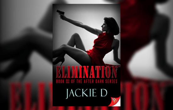 lesbian action romance series