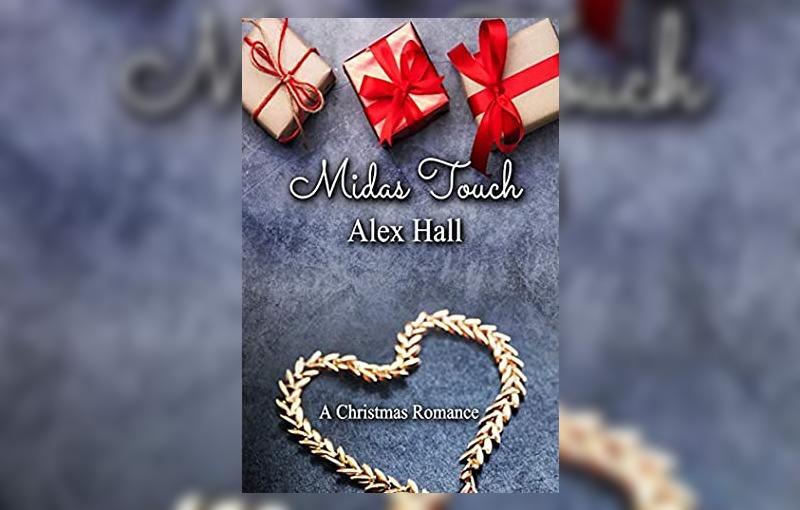 lesbian holiday romance book