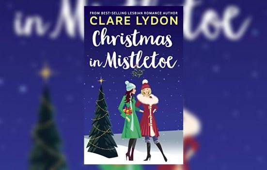 lesfic christmas romance book