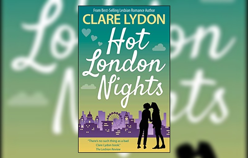Hot London Nights by Clare Lydon