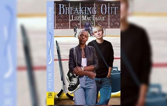 'Breaking Out' by Lise MacTague