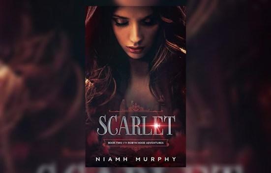 'Scarlet' by Niamh Murphy