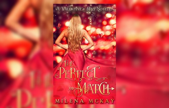 'the perfect match' by Milena McKay