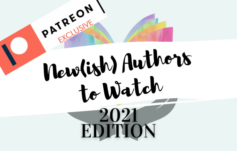 New(ish) Authors to Watch in 2021