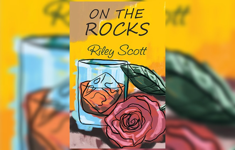 On the rocks by Riley Scott