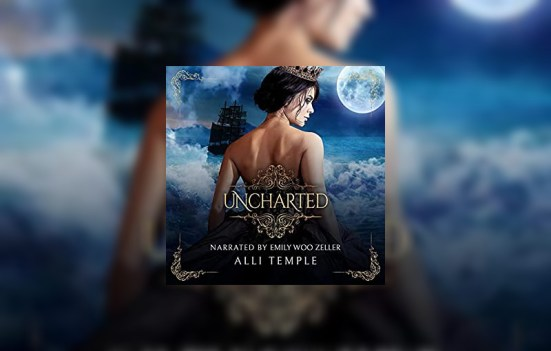 Uncharted by Alli Temple, narrated by Emily Woo Zeller