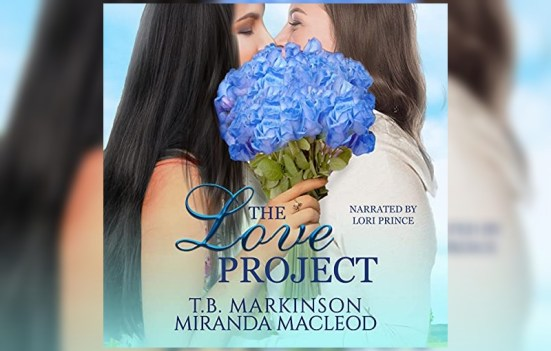 The Love Project by TB Markinson