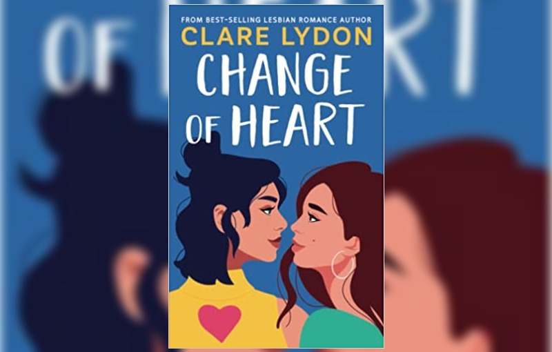 Change of Heart by Clare Lydon