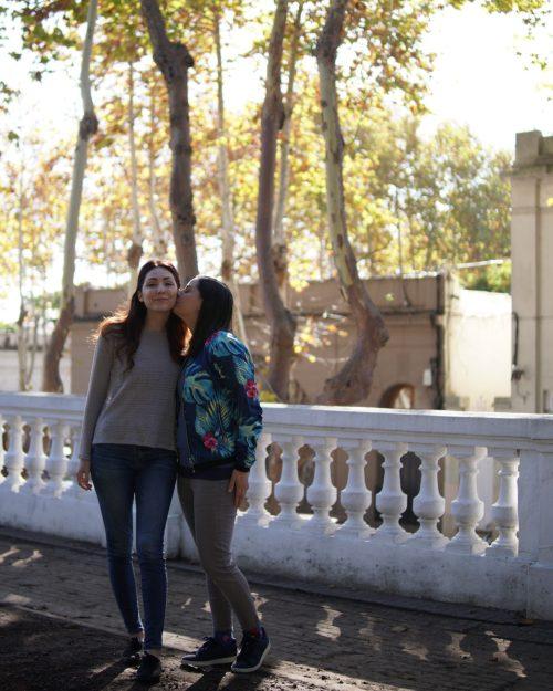 Girls Colonia del Sacramento
