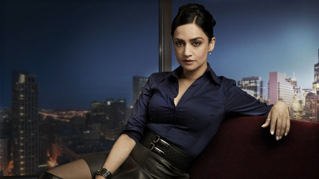 Bisexual Characters - Kalinda Sharma played by Archie Panjabi on The Good Wife