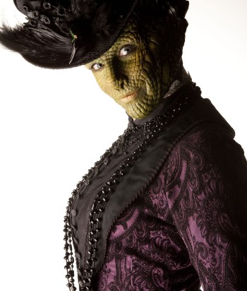 A picture of the character Madame Vastra - Years: 2011, 2012, 2013, 2014