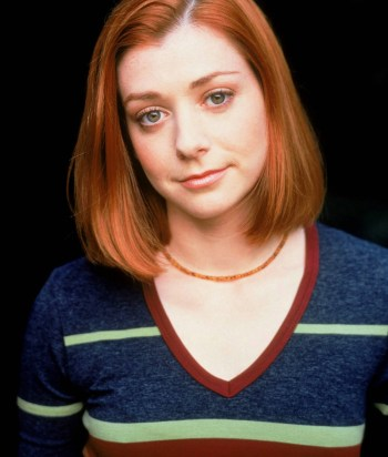 A picture of the character Willow Rosenberg - Years: 1997, 1998, 1999, 2000, 2001, 2002, 2003