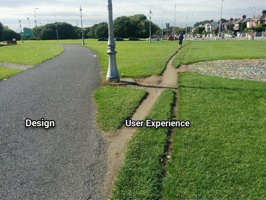 User Design vs User Experience