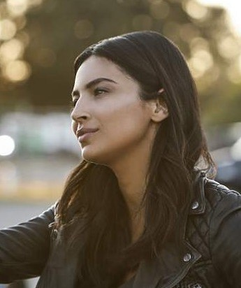 A picture of the character Maggie Sawyer
