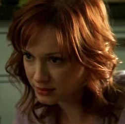 A picture of the character Rachel Gibson