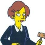 Constance Harm - Judge Harmis a sadistic and unforgiving disciplinarian.