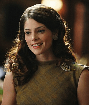 A picture of the character Amanda Mason