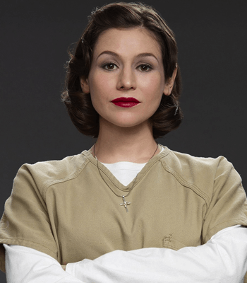 A picture of the character Lorna Morello - Years: 2013, 2014, 2015, 2016, 2017, 2018, 2019