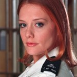 Selena Geeson - She becamea guard to be close to her lover, Kris. Despite being there just for Kris, she is noted by others to be a competent prison officer. She is last seen on top of a statue with her girlfriend and despite her and Kris being major characters, nothing is mentioned about them in the next series.
