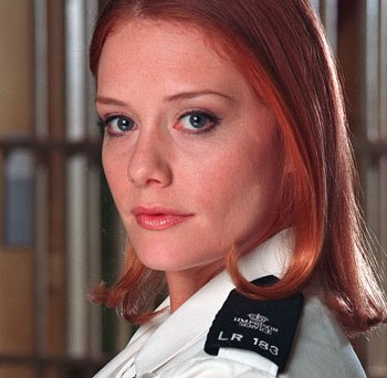 Selena Geeson - She became a guard to be close to her lover, Kris. Despite being there just for Kris, she is noted by others to be a competent prison officer. She is last seen on top of a statue with her girlfriend and despite her and Kris being major characters, nothing is mentioned about them in the next series.