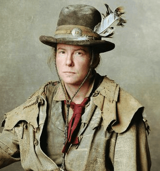 A picture of the character Jane Canary (Calamity Jane)