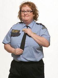 Geri O'Flanagan - Roxie's ex who still lives with her.
