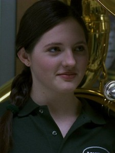 A picture of the character Amy Andrews