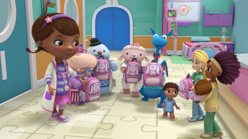 Disney's Step Forward: Doc McStuffins