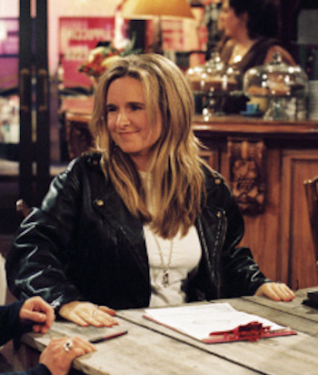 A picture of the character Melissa Etheridge