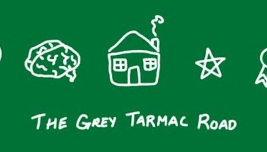 The Grey Tarmac Road