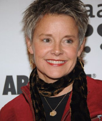 Amanda Bearse - Amanda Bearse (born August 9, 1958) is an American actress, director and comedian best known for her role as neighbor Marcy Rhoades D'Arcy on Married... with Children, a sitcom that aired in the United States from 1987 to 1997, and for her performance in the 1985 horror film Fright Night opposite William Ragsdale. She has been publicly out as a lesbian since 1993 and has an adopted daughter, Zoe.