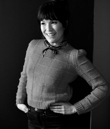 Zoë Chao - An Asian-American TV and stage actress and writer, prominently known for her role as Isobel in Strangers.