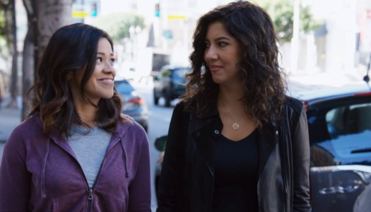 queerest things - Alicia and Rosa Brooklyn Nine-Nine