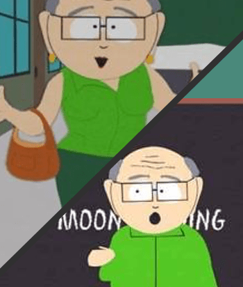 A picture of the character Mr. Garrison - Years: 1997, 1998, 1999, 2000, 2001, 2002, 2003, 2004, 2005, 2006, 2007, 2008, 2009, 2010, 2011, 2012, 2013, 2014, 2015, 2016, 2017, 2018, 2019, 2020