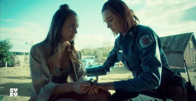 Queerest Things - Wynonna Earp Season Three Finale