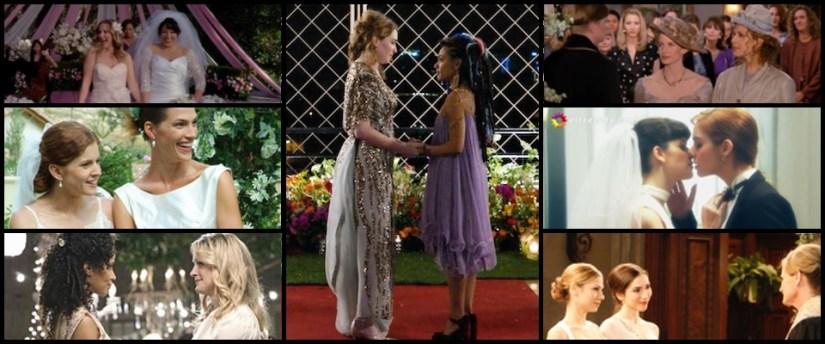 Queer TV Weddings