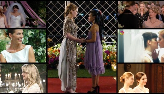 Queer TV Weddings