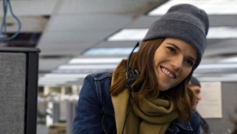 The Good Fight - Maia looking cute in a hat