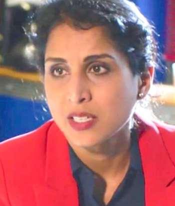 Aisha Khalique